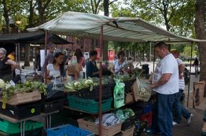 2: veg stall #1