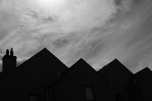 gable ends, kirkwall