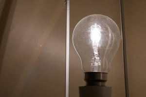 Keep a good head and always carry a lightbulb...